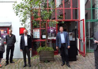 Sonderfonds des Bundes für Kulturveranstaltungen – Interviews: Kultursenator, Finanzsenator, Mitglied der GL bei SAP Deutschland u.a.
