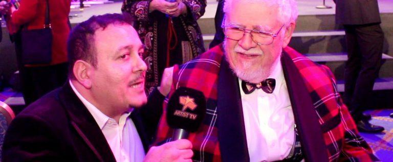 In Gedenken an Star-Entertainer Bill Ramsey – Interview im Kniefall vor einer Legende im Hotel Atlantic Kempinsi!