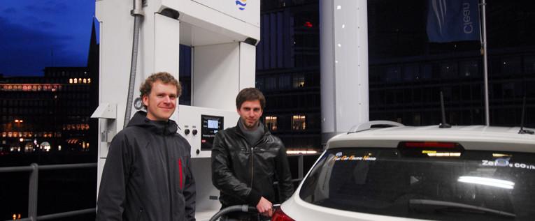 SCIENCE: Wasserstoffautos legen Rekordstrecke von Oslo nach Monaco zurück! more…