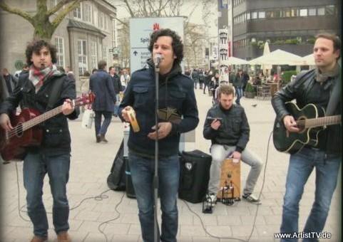 """NEW TALENTS: Die Band """"Konrad und der Löwe"""" more…"""