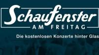 """NEWS: Die """"Schaufenster-am-Freitag"""" Konzerte hinter Glas! – heute wieder kostenlos und an Originalität kaum zu überbieten more…"""