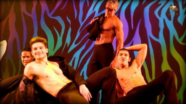 DANCE: Filmbeitrag – Rasta Thomas`ROCK THE BALLET starring BAD BOYS OF DANCE more…