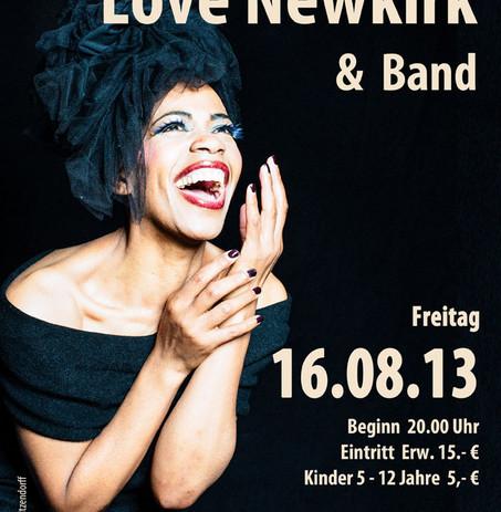 MUSIC / NEWS: Love Newkirk & Band – Soulful Gospel Benefizkonzert more…