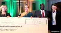 CHARITY: Simone Bruns & der Freundeskreis Hamburg veranstalten eine Charity-Auktion für die Welthungerhilfe more…