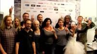 """FASHION & ART: Designerin Romy Cordes präsentiert die """"WHITE BOX"""" mit etablierten Künstlern und neuen Talenten more…"""