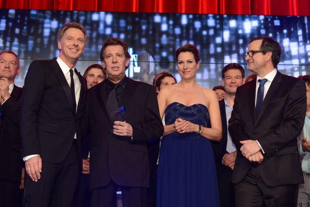 "CULTURE & MEDIA: HAMBURG 1 präsentiert die Gala ""Der Hamburger 2013"" im Hotel Atlantic more…"