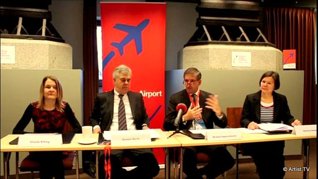 "ECONOMY & SCIENCE: 17. Hamburg Aviation Conference ""think future"" more…"