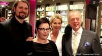 """BEAUTY & CHARITY: Grand Re-Opening der Hamburger Hof Parfümerie und Spenden an """"Hamburg Leuchtfeuer"""" more …"""