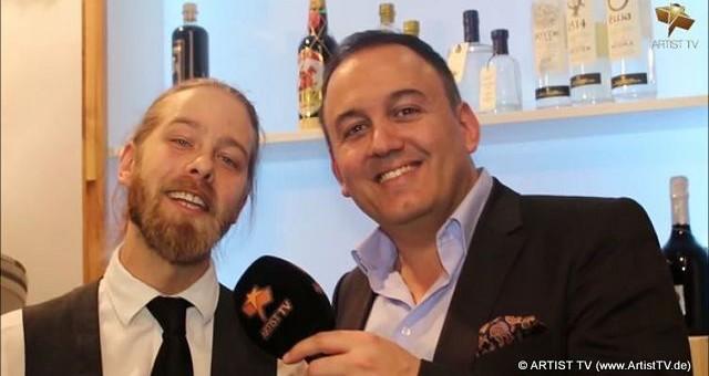 """INTERNORGA 2014: Unter dem Motto """"Wer kommt, weiss was kommt"""" more…"""