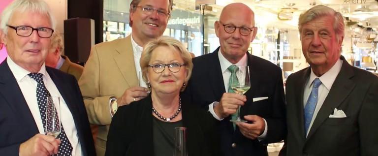 ART & DESIGN: Graf von Faber-Castell feiert Store-Eröffnung in Hamburg 24. September more…