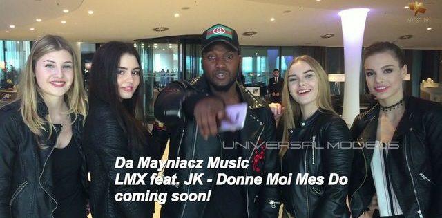 MUSIC: Videodreh mit den Universal Models im Westin Hotel (Elbphilharmonie)