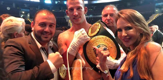 IBO-Titelkampf: Daser VS Afolabi – DINNER-BOXEN in der Barcleycard Arena Hamburg