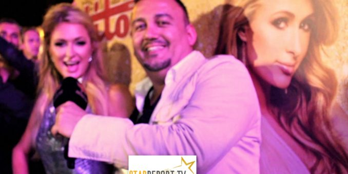 STAR-INTERVIEW Paris Hilton – Golden Rush World Tour 2017 on Mallorca Tito`s Club / Premiere Fashion Week Mallorca!