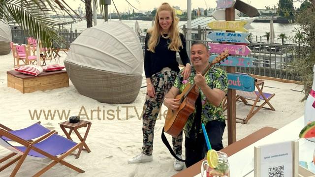 ALOHA! Künstler-Porträt mit KAT WULFF und ihrer aktuellen